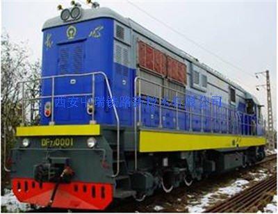 东风系列内燃机车 DF7J